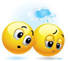 emoticons sunny cloudy - photo #12