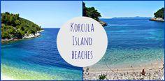Latest blog all about our favourite Beaches on Korcula Island #korcula explorekorcula #croatia #korculabeaches