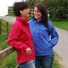 Verona Ladies Waterproof & Breathable Raincoat available from Adventure Togs - HALF PRICE £24.99