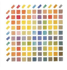 color mixing acrylics chart: Colour value hue comparison to greyscale light colours advance