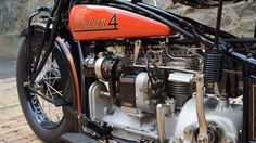 1935 Indian Four at auction #1898135 | Hemmings Motor News
