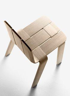 """Saski de """"gevlochten"""" stoel  Objectform kantoor- en projectinrichtingen b.v."""
