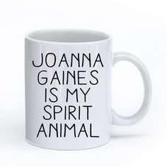 The Joanna Gaines Fixer Upper Coffee Mug is a must have for all you shiplap lovers out there! While we will never have the style (or luck at TJ Maxx) as Joanna, we can still drink our coffee in style!