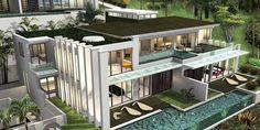Contemporary island living on Koh Samui