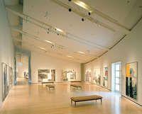 Jepson Center for the Arts, Telfair Museum of Art. Savannah, Ga. Safdie Architects. Photo Timothy Hursley.