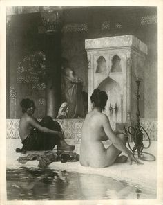 Bathing rituals Frm Bd: Bookmarked Inspiration