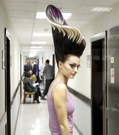 Some one please go wiht me to one of these hair shows.    alternative-hair-show-02