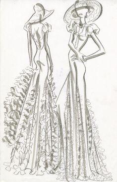 Ralph Lauren Sketch, Audrey Schilt