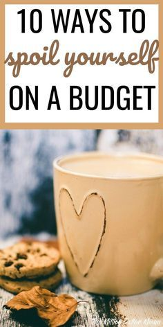 Cheap and Free Ways to Spoil Yourself - Self-care is so important, but if you're on a tight budget, it can seem difficult, if not impossible. Here are 10 ways to spoil yourself on a tight budget.