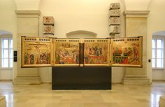 Verduner Altar, Klosterneuburg, Lower Austria