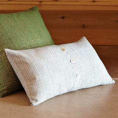West Elm India Pillow