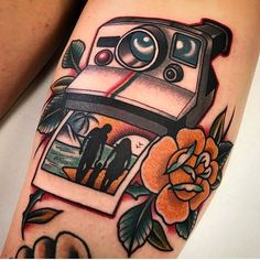 Family picture by ❤️ - - Badass Tattoos, Leg Tattoos, Arm Tattoo, Body Art Tattoos, Small Tattoos, Sleeve Tattoos, Traditional Heart Tattoos, Traditional Tattoo Old School, Traditional Tattoo Design