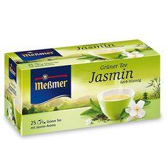 Gruener Tee Jasmin