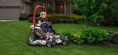High-performance commercial and residential machines, each built with a dedication to excellence and the promise of a precision cut. Zero Turn Lawn Mowers, Outdoor Power Equipment, Commercial, Garden Tools