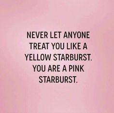 Pink starbursts forever!