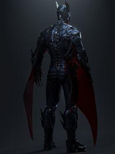 Batman Poster, Batman Artwork, Batman Comic Art, Batman Wallpaper, Marvel Dc Comics, Batman Concept, Batman Suit, Batman Wonder Woman, Batman Beyond