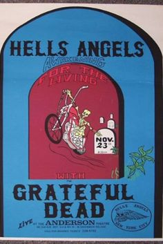 Hells Angels and the Grateful Dead