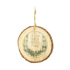 "Wooden hand crafted ""A Very Merry Christmas To You"" Christmas ornament with festive print. Size: Cute decor which can be added to your homes this Christmas. Also, a great gift idea. Wooden Christmas Tree Decorations, Wooden Ornaments, Xmas Ornaments, Merry Christmas To You, Christmas Crafts, Balloon Decorations Party, Decor Crafts, Wooden Hand, Rustic Decor"