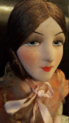 d4c4d366139 32 Best Antique Dolls Boudoir Dolls images