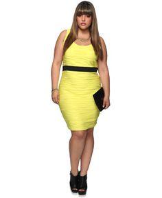Forever21.com- fun dress :) Big-girl fashion.