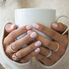 Here's my full guide to neutral nails including 25 neutral nail colors! Neutral nails work for any season but I've also broken down neutral nail colors by the time of year you're most likely to find them Stars Nails, Neutral Nail Color, Neutral Tones, Nail Colors For Pale Skin, Skin Colors, Neutral Gel Nails, Nude Color, Pink Color, Soft Nails
