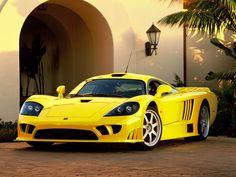Yellow Cars Vehicles Saleen S Yellow Cars Cool Yellow - Cool yellow cars