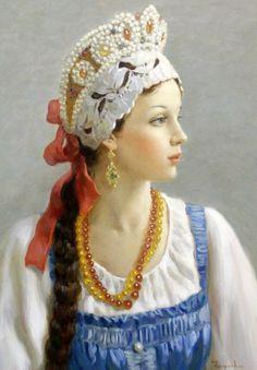 Vladislav Nagornov (b1974 Penza, Russia) | RUSSIAN KITSCH