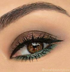 When it comes to eye make-up you need to think and then apply because eyes talk louder than words. The type of make-up that you apply on your eyes can talk loud about the type of person you really are. Gorgeous Makeup, Pretty Makeup, Love Makeup, Makeup Inspo, Makeup Inspiration, Makeup Ideas, Makeup Tutorials, Makeup Hacks, Gorgeous Gorgeous