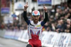 Luca Paolini takes Gent-Wevelgem. File under 'canny'