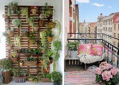 Balcony inspiration - 18 idéer til din altan - TRINE'S WARDROBE