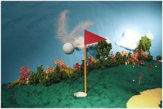 Let's Play Golf ! [Birdie] ©Alex Grisward www.alex-grisward.com