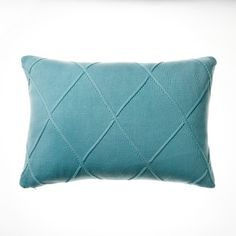 Mercer + Reid Florence Knit Milano Green, lounge cushion, long cushion