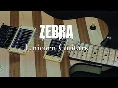 ZEBRA Unicorn Guitars ( model Zebra 1 ) - Tronnixx in Stock - http://www.amazon.com/dp/B015MQEF2K - http://audio.tronnixx.com/uncategorized/zebra-unicorn-guitars-model-zebra-1/