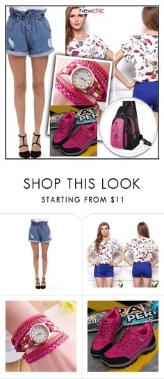 """""""NEWCHIC WOMAN 7"""" by maja9888 ❤ liked on Polyvore"""