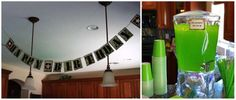 Army/Camouflage Birthday Party Ideas | Photo 3 of 7 | Catch My Party