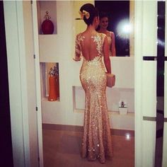 gold sequin prom dresses 2015 ,mermaid prom dresses