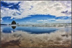 Haystack Rock  Cannon Beach, OR  (Gary Peterson photography)
