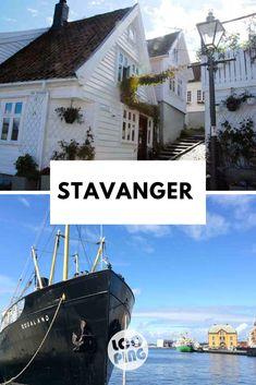 Reisetipps Stavanger: schöne Häuser, blauer Himmel und das Meer  Es gibt viel zu entdecken in Stavanger! Zum Beispiel können die Norweger feiern, lange, ausdauernd und laut. Das habe ich diese Nacht durch mein Fenster mitbekommen … Ich hätte halt mitfeiern sollen, statt mich unter dem Kopfkissen zu verstecken. #Norwegen #Stavanger #Städtereise #reise #reisetipp #Reiseziel #Reisebericht