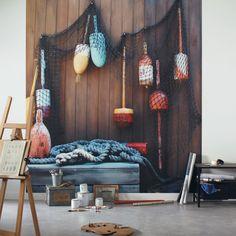Collection : KEY WEST / Bonifacio, panoramique #decoration #interieur #voyage #KeyWest #Floride #tendance #wallpaper #panoramique #papierpeint #Caselio  http://www.caselio.fr