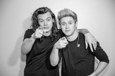 | Harry Styles & Niall Horan |
