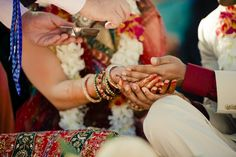 Catholic-Hindu wedding  |  darshan photography