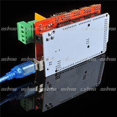 3D Printer Kit for Arduino Mega 2560 R3 + Heated Bed MK2B +