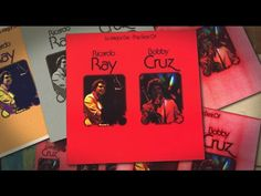 """Lo Mejor De"" The Best Of"" Ricardo Ray, Bobby Cruz 1977 CD MIX"