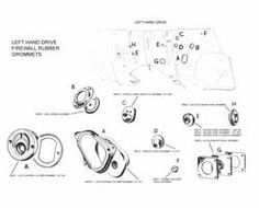 diagrams of rubber parts here  diagrams of rubber parts here alfa romeo  spider