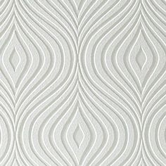 Paintable wall paper. Seen on BathCrashers on DIYnetwork. Looks great with Almond paint