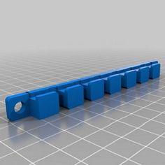 Soporte para cables USB