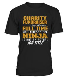 Best Charity Fundraiser front T Shirt  #september #august #shirt #gift #ideas #photo #image #gift