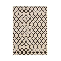 Gan Rodas Rug ($700) ❤ liked on Polyvore featuring home, rugs, lattice rug, hand woven rugs, eco friendly rugs and hand loomed rug