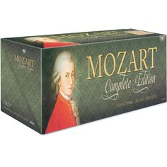 Various - Mozart: Complete Edition