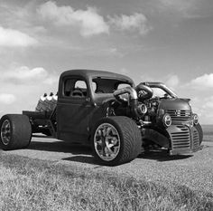 Hot road Pick up